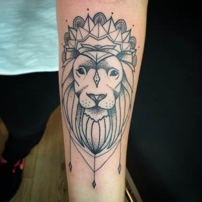 150 Best Lion Tattoos Meanings An Ultimate Guide January 2019