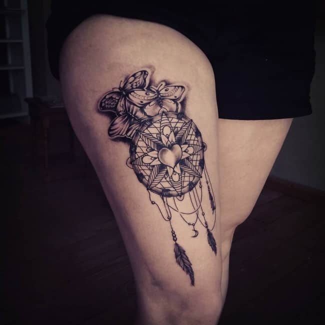 150 Most Popular Dreamcatcher Tattoos And Meanings (May