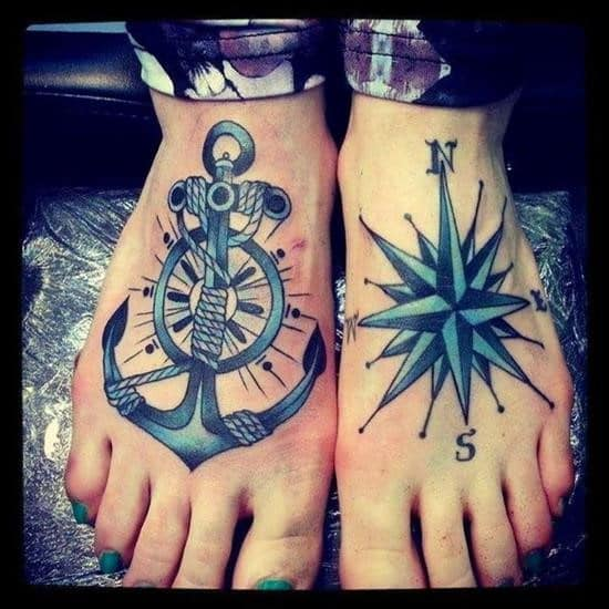 18-anchor-and-compass-on-feet
