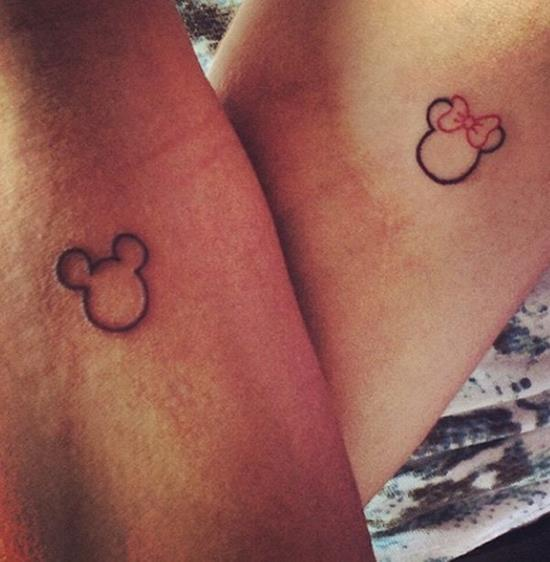 24-Mickey-minnie-matching-tattoos