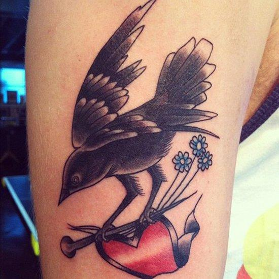 Two Birds Tattoo Meaning Marcpous