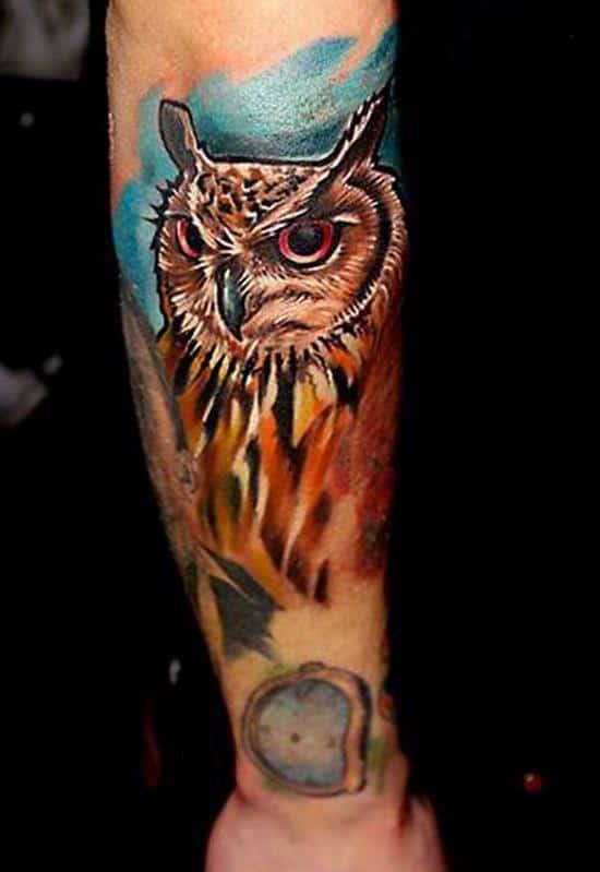 25-Owl-Tattoo-on-Arm1
