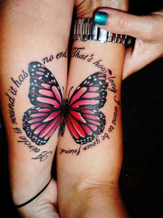 49-Butterfly-matching-tattoos