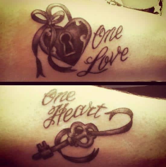 5-Locks-of-Love-matching-tattoos