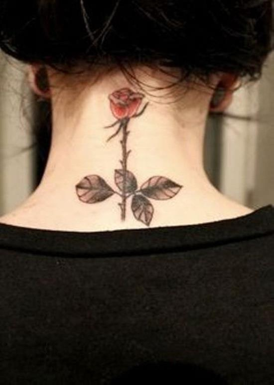 50-Small-Rose-Tattoo-for-Neck1