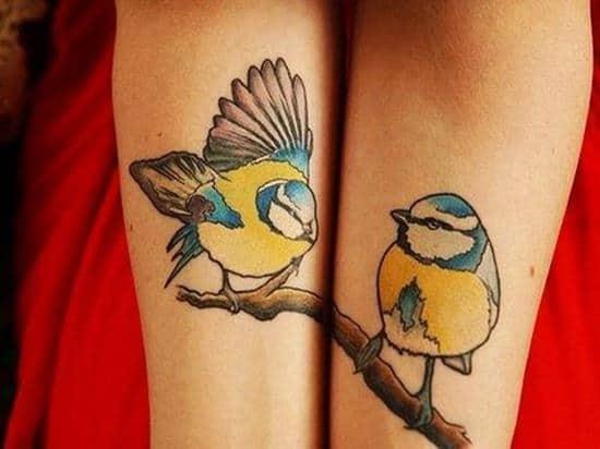 63-bird-matching-tattoo-ideas