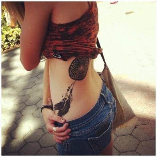 Dreamcatcher-Tattoo-Designs-23