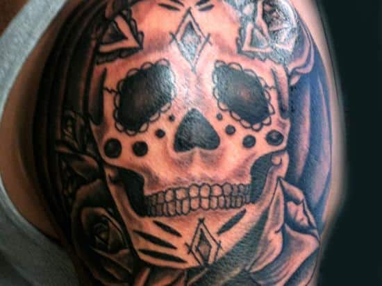 Live-Free-or-Die-Skull-Tattoo