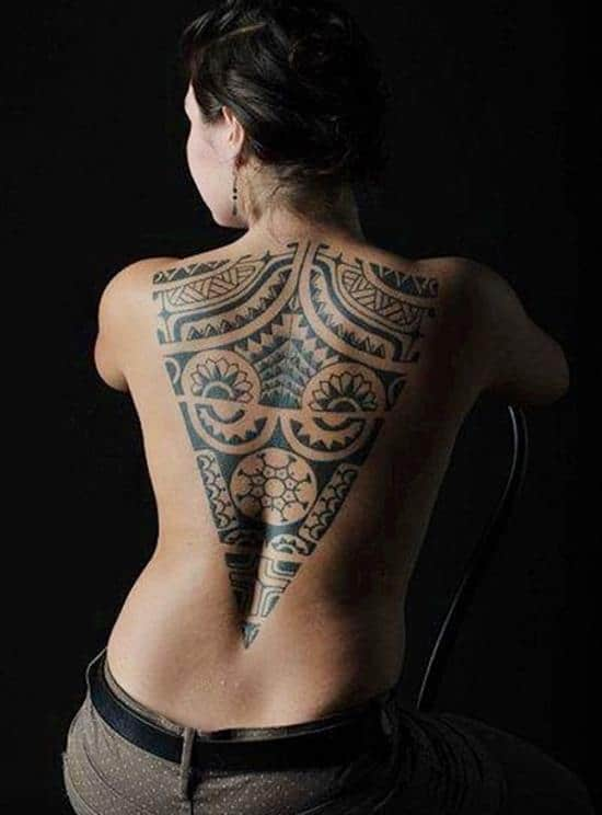 Tribal-tattoo-for-women