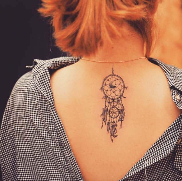 Native Dream Catcher Tattoos 40 Most Popular Dreamcatcher Tattoos And Meanings April 40 27