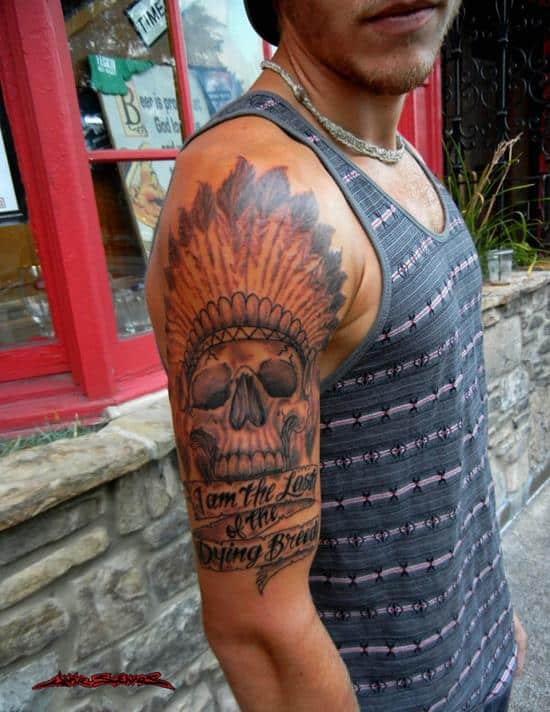chief_native_american_skull_tattoo_by_muddygreen-d58t2ws