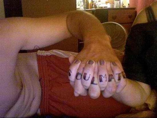 couples-tattoos-soulmate
