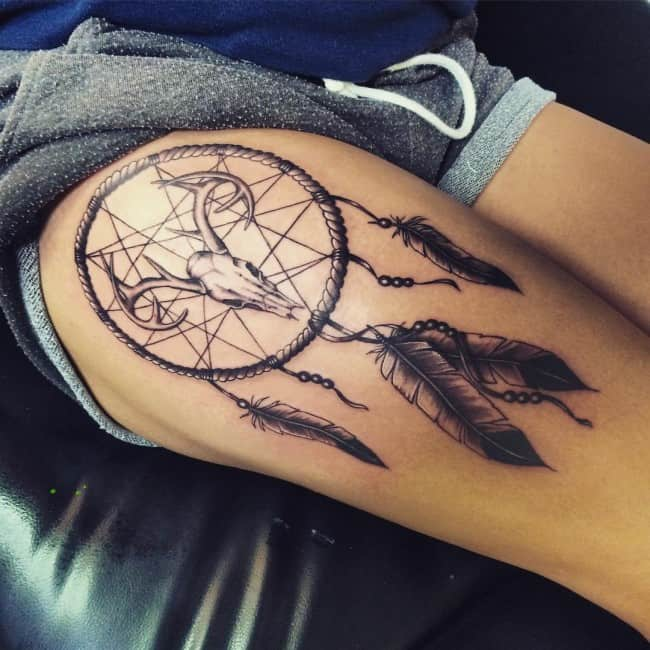 dreancatcher-tattoo
