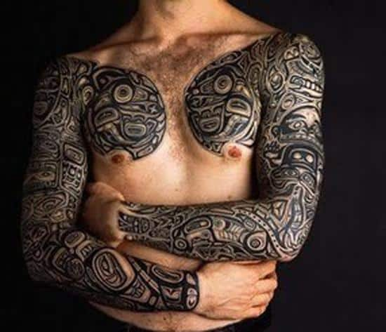 hawaiian-tribal-tattoos-for-men