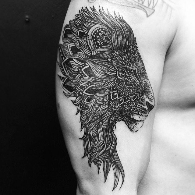 150 Best Lion Tattoos Meanings An Ultimate Guide July 2019