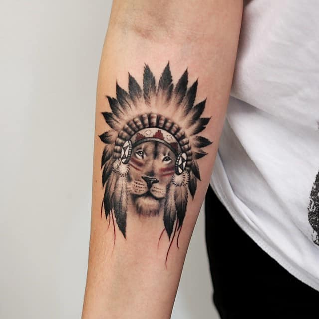 150 realistic lion tattoos and meanings 2017 collection