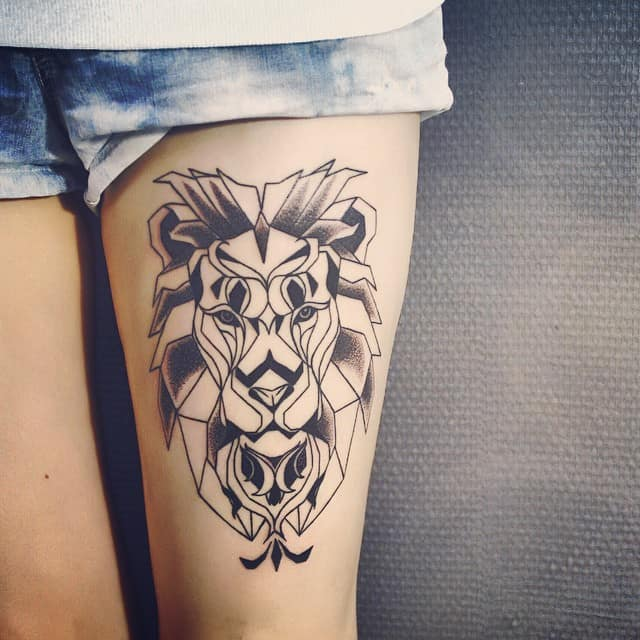 150 Dreamcatcher Tattoos Meanings Ultimate Guide June 2019: 150 Best Lion Tattoos Meanings (An Ultimate Guide, June 2019