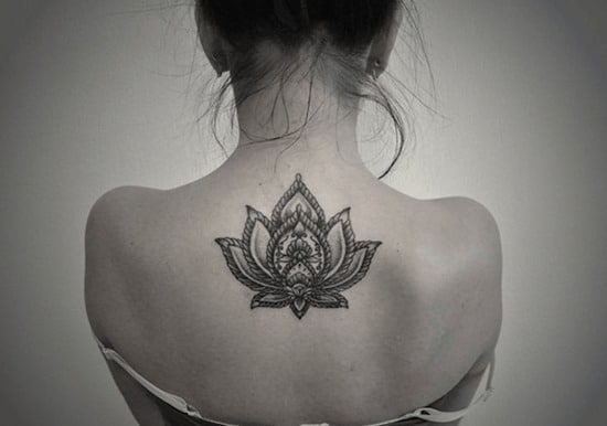 160 Small Lotus Flower Tattoos Meanings June 2019 Part 6