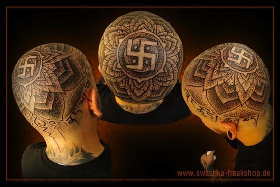 lotus-flower-tattoo-swastika