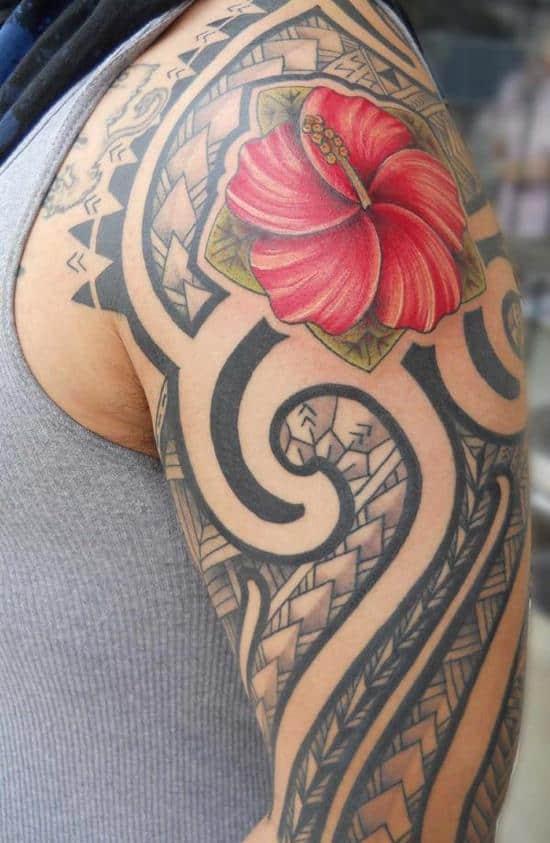 polynesian-tribal-tattoo
