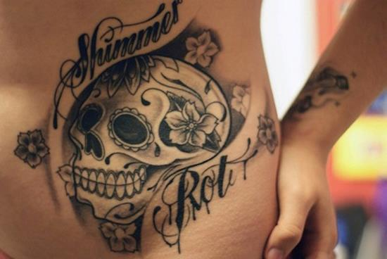 sugar-skull-tattoos-19