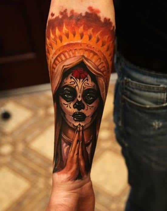 sugar-skull-tattoos-30