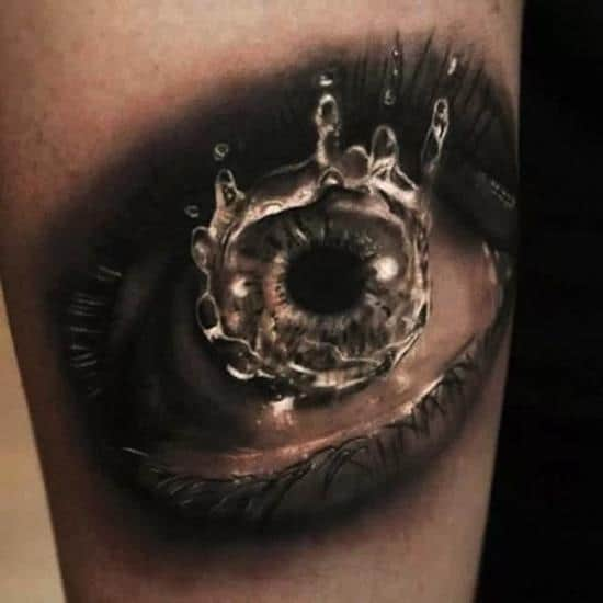 tattoo-3d-eye