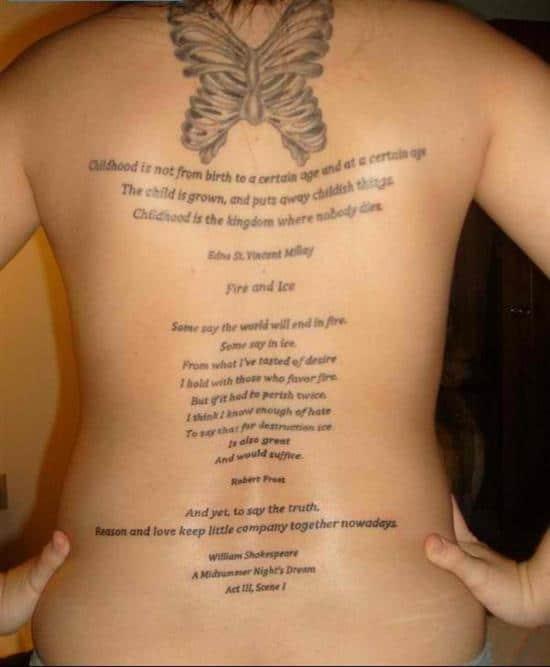 200 Short Tattoo Quotes For Men-Women (April 2018)