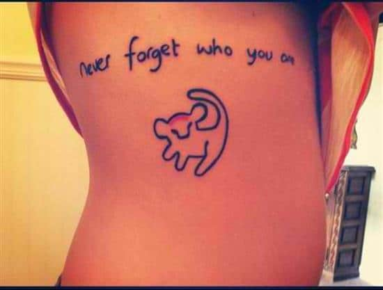 tattoo-quotes-never-forget-who-you-re