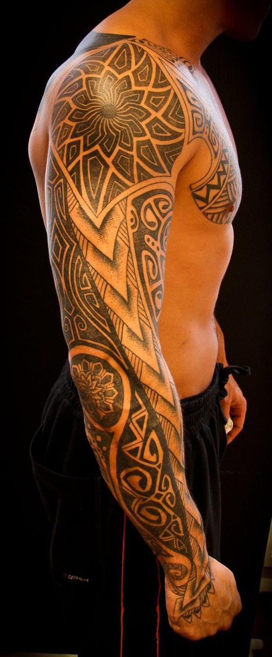 tribal-sleeve