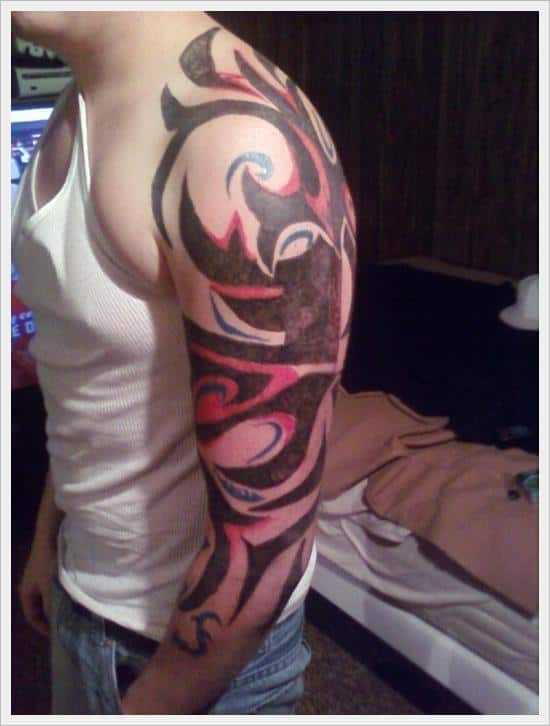 tribal-tattoo-designs-for-arms-14