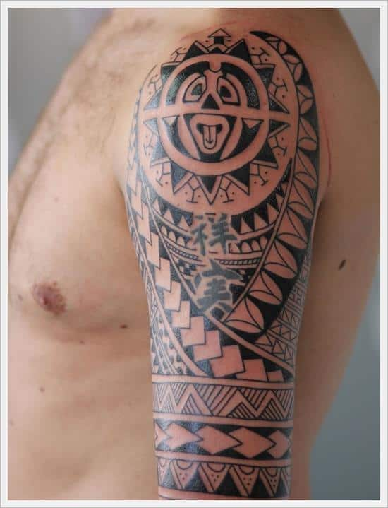 180 Tribal Tattoos For Men Women Ultimate Guide July 2019 Part 8