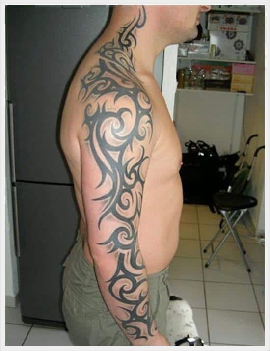 tribal-tattoo-designs-for-arms-29