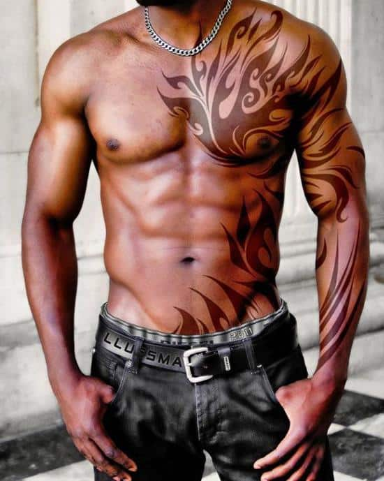 tribal-tattoo-for-man