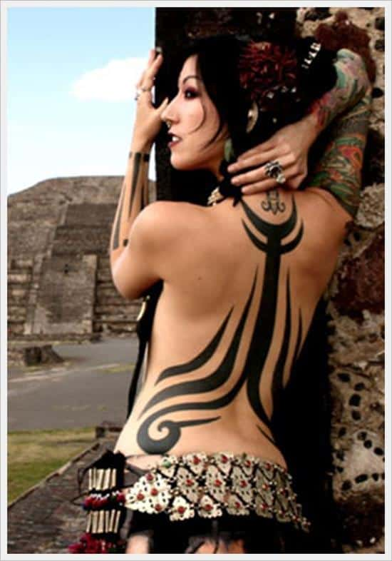 tribal-tattoo-for-sexy-women