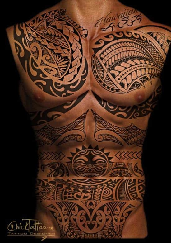 tribal-tattoo