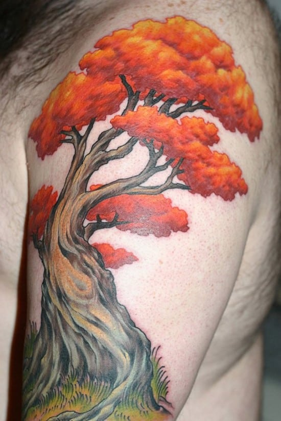 1-Tree-Tattoo