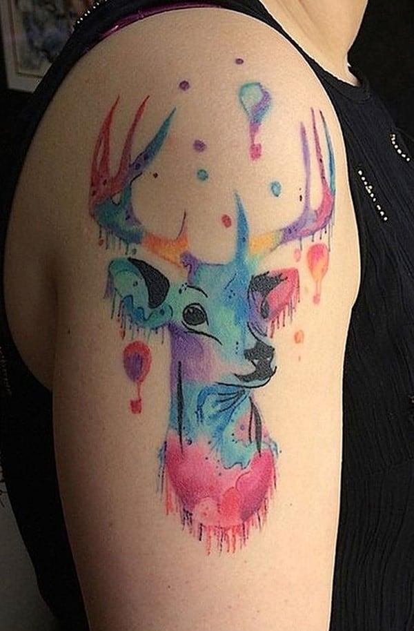 12-Pastel-Deer