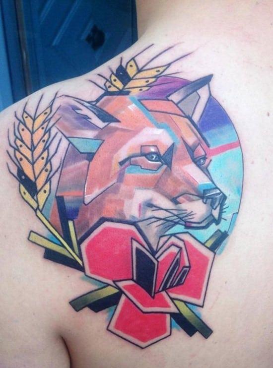12-Wolf-Tattoo
