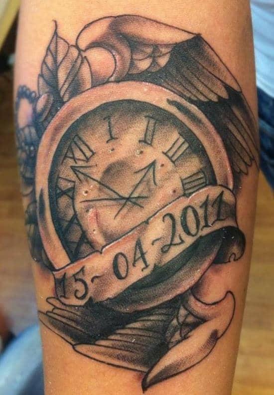 15 04 2011 watch arm tattoo