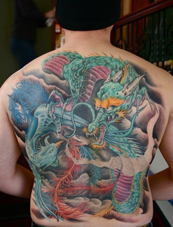 13-Phoenix-tattoo