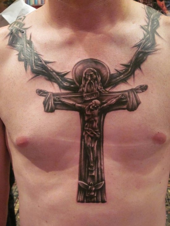 17-Cross-tattoo