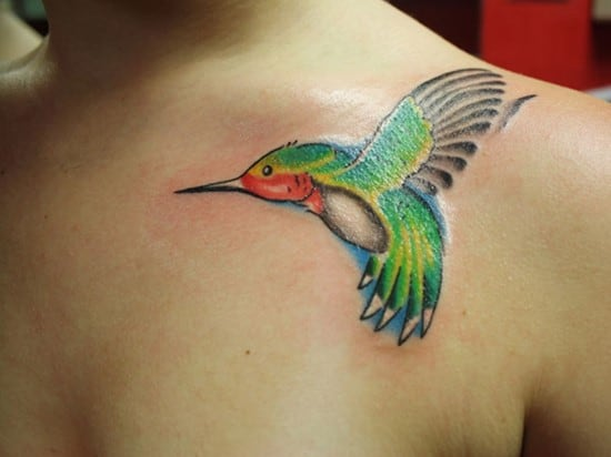 130 best hummingbird tattoo designs 2017 collection part 5. Black Bedroom Furniture Sets. Home Design Ideas