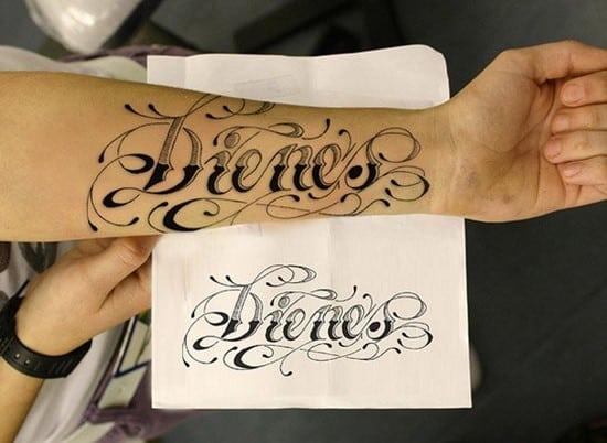 2-Font-Forearm-Tattoo