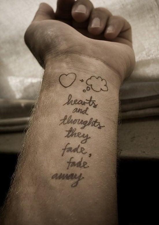 20-Hearts-+-Thoughts-wrist-tattoo