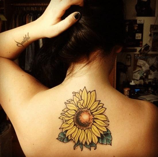 20-sunflower-tattoo