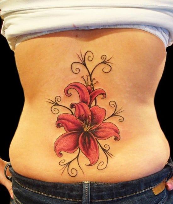 22-flower-tattoo