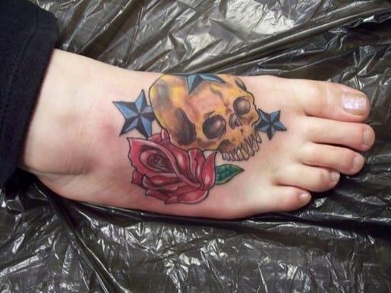 23-Foot-Tattoo