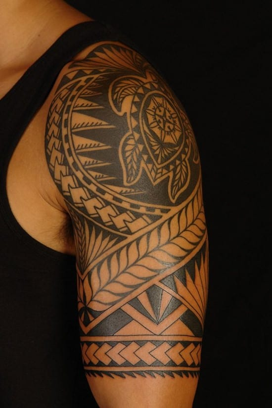 24-Rotuman-Arm-Tattoo-Designs