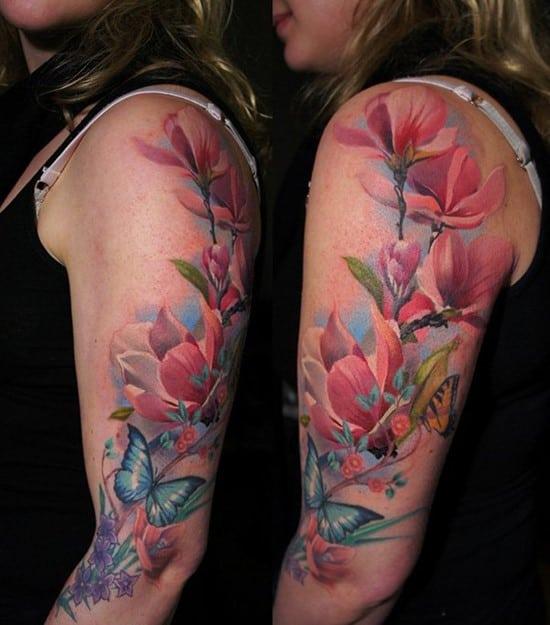 24-flower-tattoo